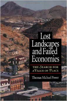 Lost Landscapes Book Cover
